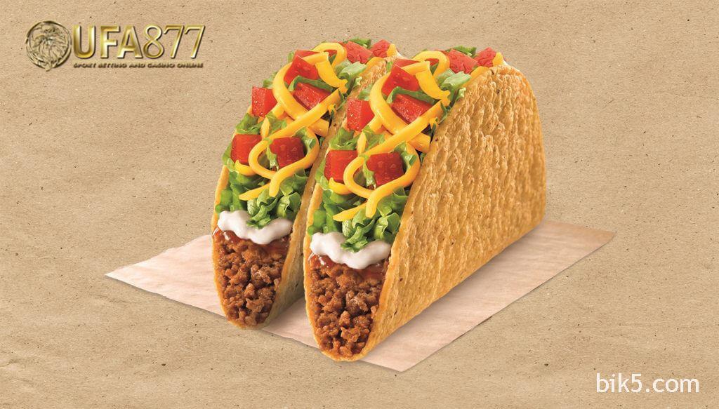 สูตรพิซซ่าเม็กซิกัน Taco Bell ที่คัดมาแล้วเพื่อรสชาติอาหารที่แปลกใหม่