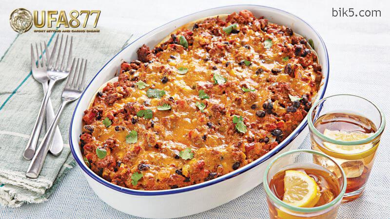 Tex-Mex Lasagna post thumbnail image