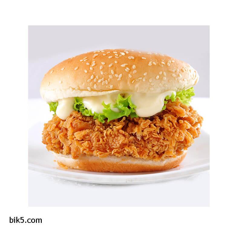 สูตรการทำแซนวิชไก่ เป็นสูตรที่ปรับเปลี่ยนมาจากรสชาติแซนวิชแบรนด์ดัง