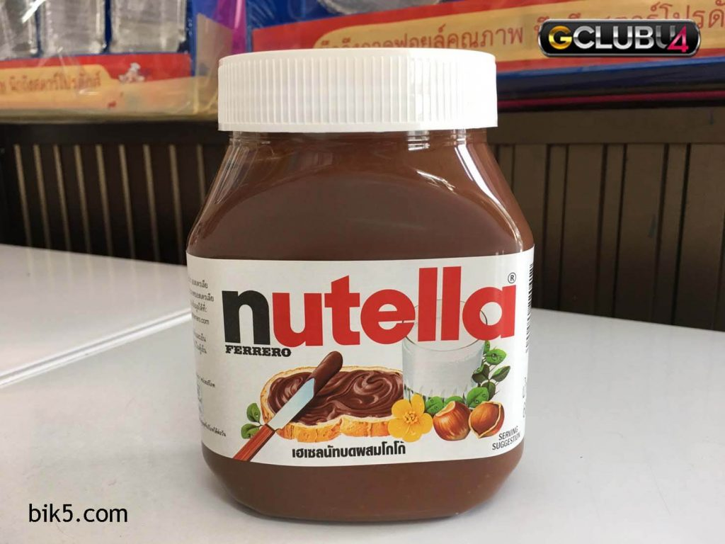 วิธีการทำ เค้กช็อคโกแลตนูเทลล่า