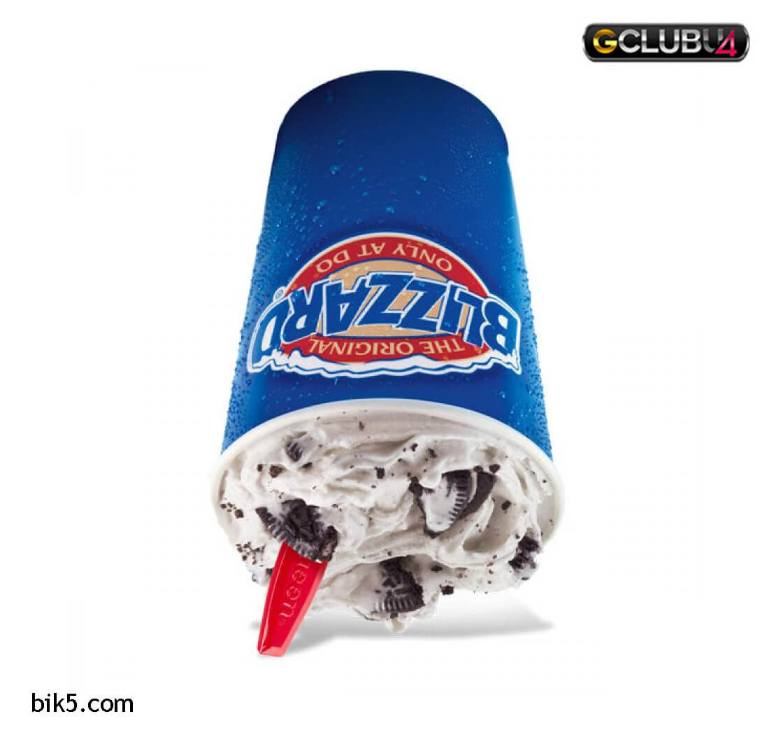 Dairy Queen Oreo Blizzard ของหวานสูตรลอกเลียนแบบ post thumbnail image