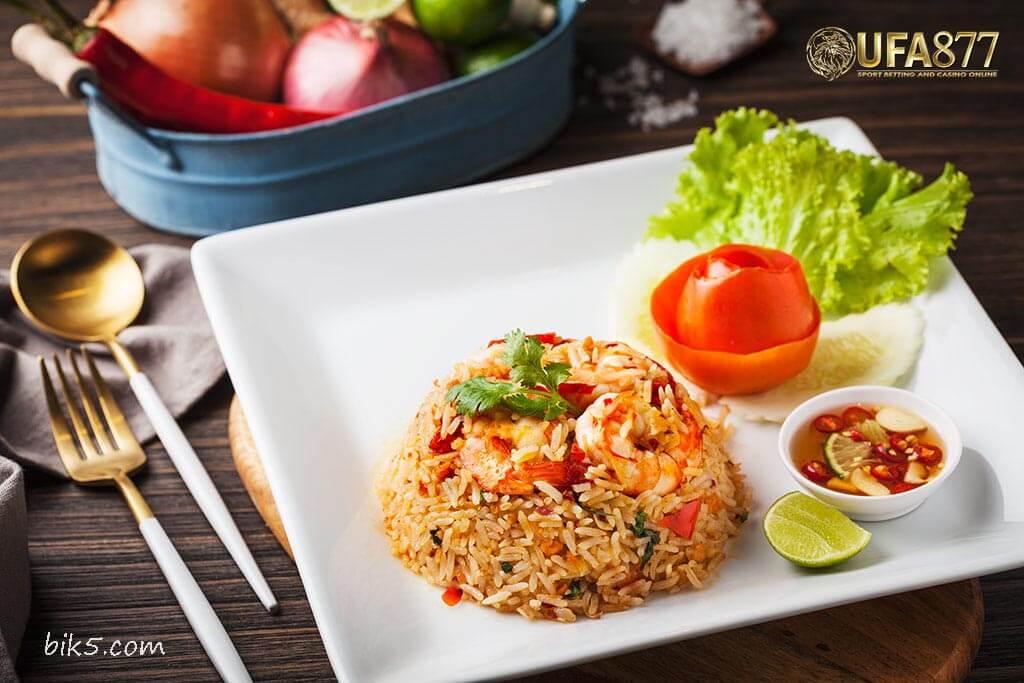 ข้าวผัดต้มยำ อาหารจานเดี่ยว post thumbnail image